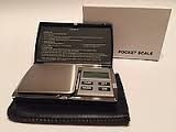 DIGITAL POCKET SCALE 9V906T
